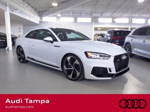 Pre-Owned 2018 Audi RS 5 2.9 TFSI quattro tiptronic