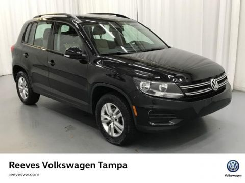 Certified Pre-Owned 2016 Volkswagen Tiguan 2WD 4dr Auto S